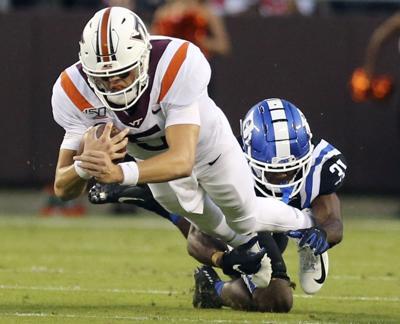 Duke Virginia Tech Football