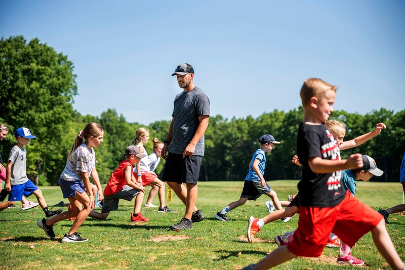 Youngsters, laughter fill days at Buhl Park again