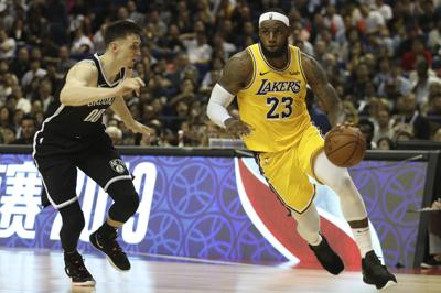China NBA China Games