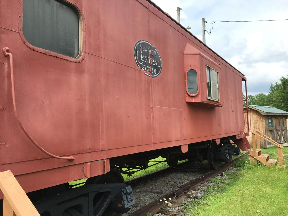 Lakeview Rail Park on track with caboose project | Local News