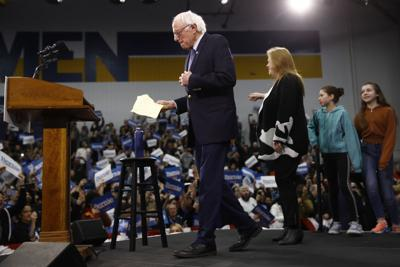 Some Democrats fear fallout from Sanders atop the ticket