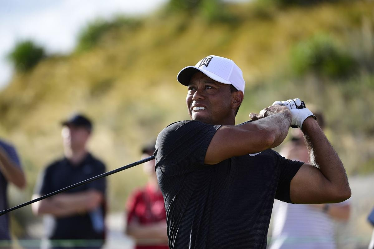tiger returns with solid round good start in bahamas sports