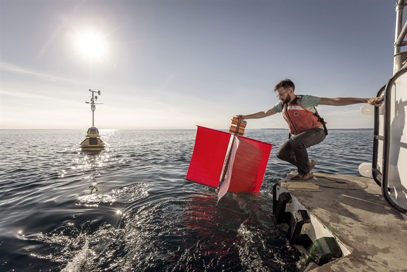 _Hermitage native receives presidential science award for his NOAA work