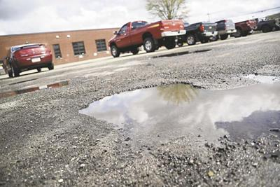 Potholes in PennDOT lot postpone motorcycle safety classes