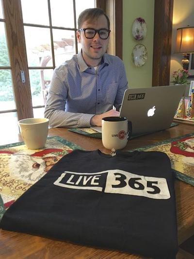 Young entrepreneur takes it 'Live 365'