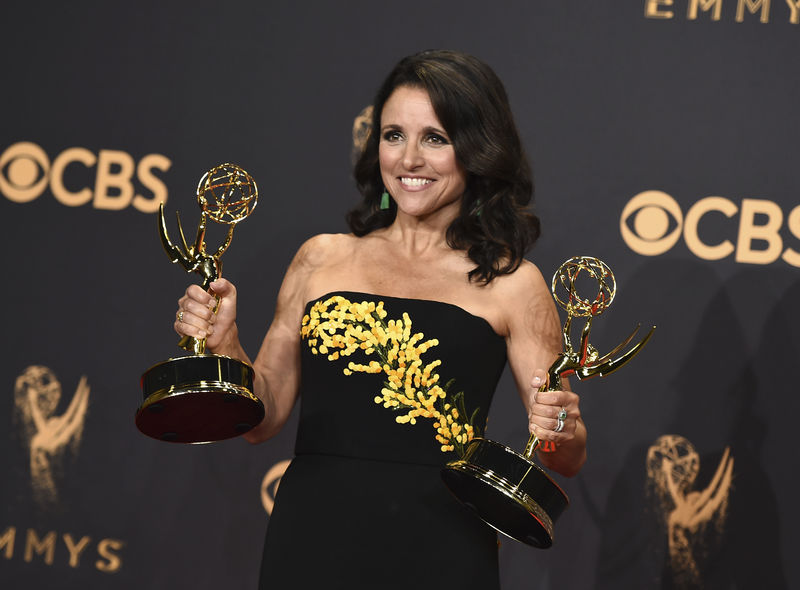 Julia Louis-Dreyfus reveals she was diagnosed with breast cancer