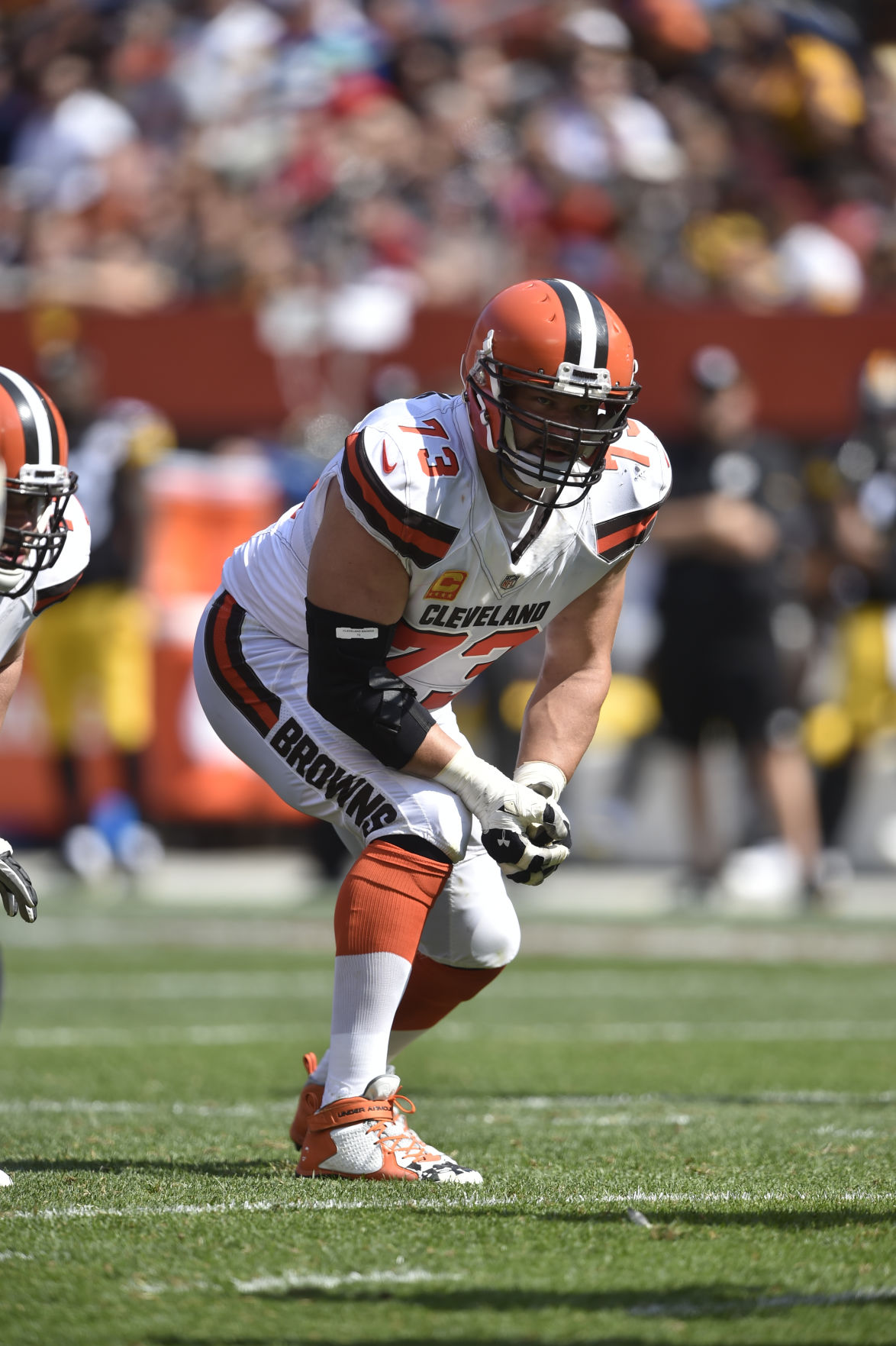 Iconic Ironman Browns offensive tackle Joe Thomas done for