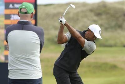 Britsh Open Golf