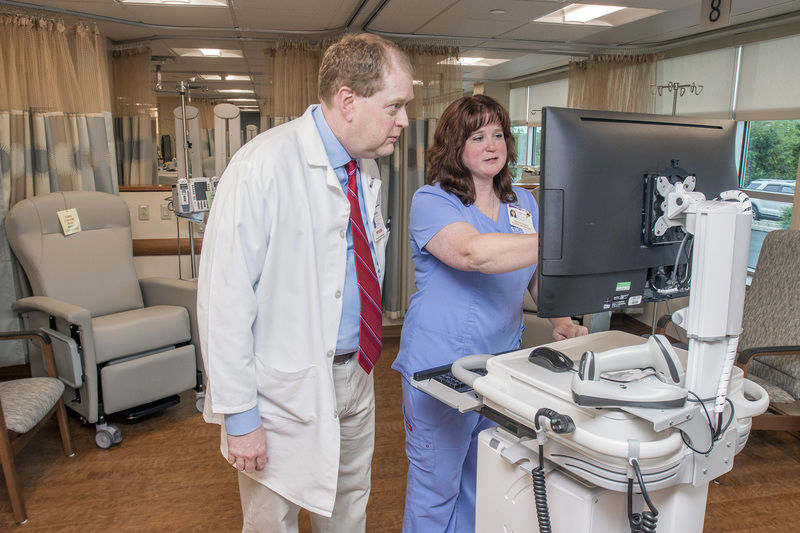 UPMC Horizon unveils expanded cancer center in Farrell
