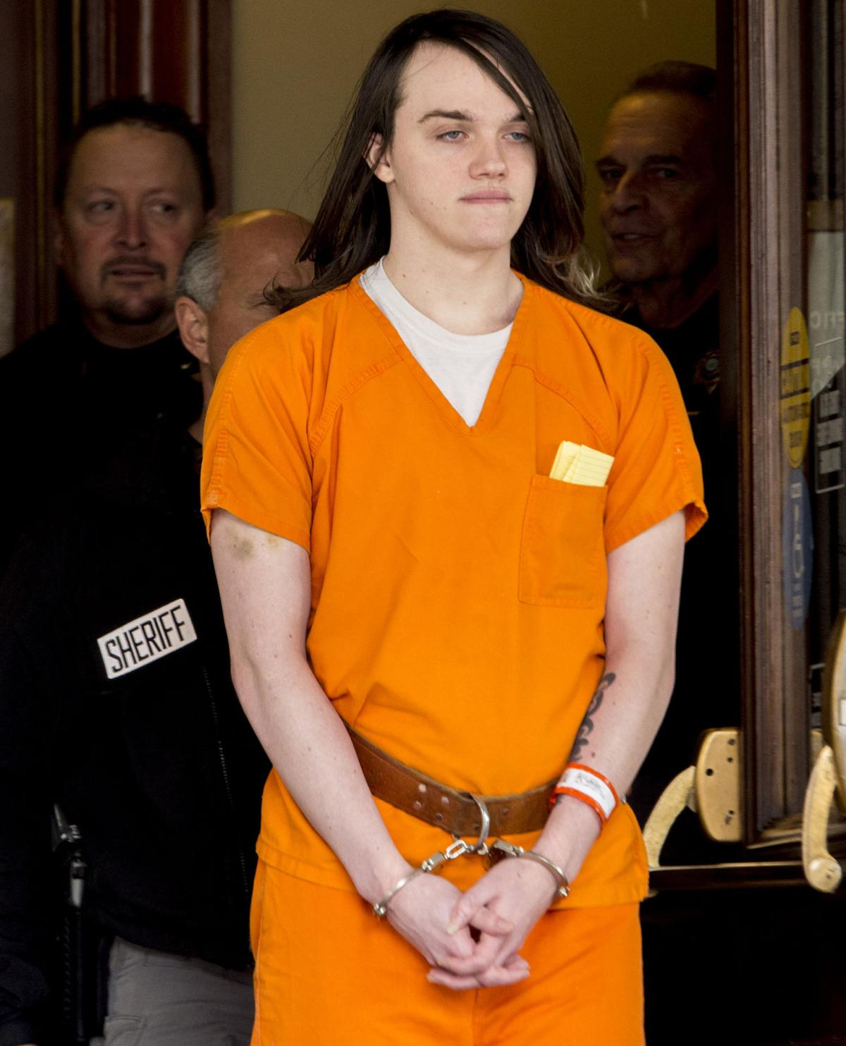 Transgender Sharon Woman Admits To Shooting Co Worker In