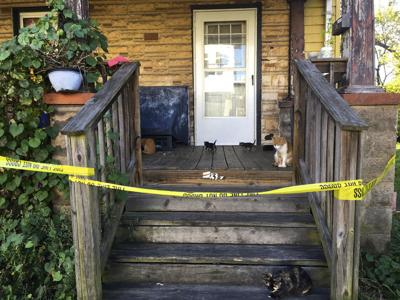 Fire displaces family of 6