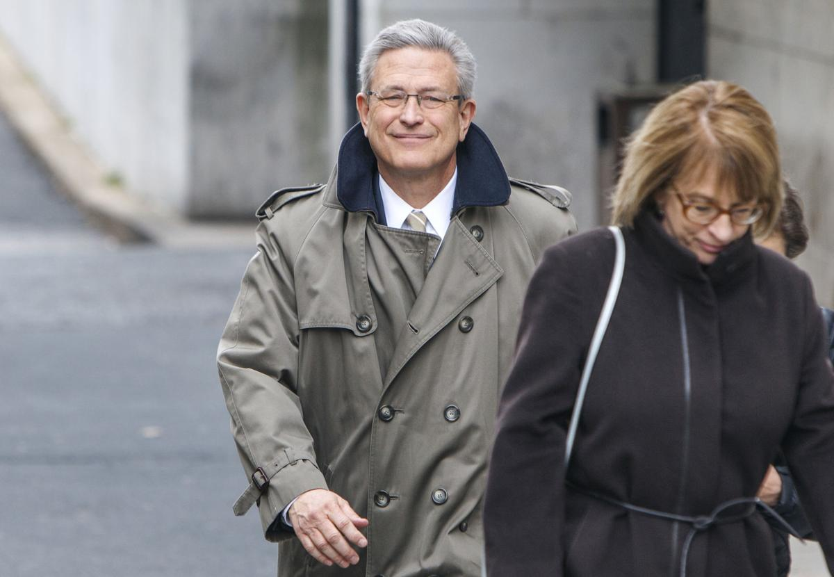 Ex-Penn St  AD Curley out of prison | Sports | sharonherald com