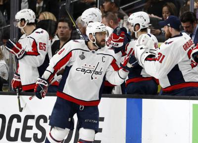 Caps ready to roll in Stanley Cup Finals if Kuznetsov is out. AP  May 31 723064d86