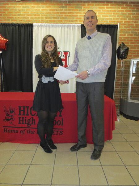 Hickory High School class of 2015