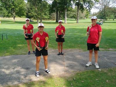 Hickory girls golf tamie invite