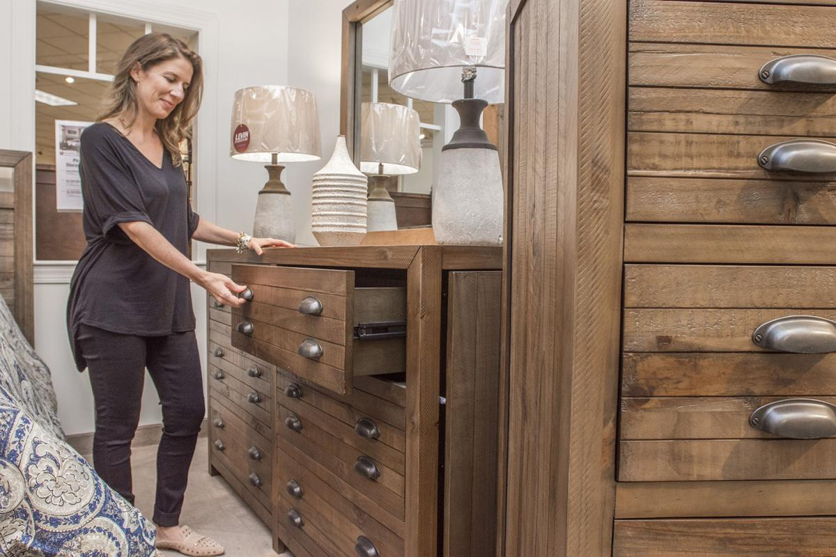 Levin Furniture Set To Open Saturday In Hermitage News