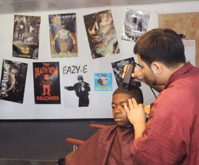 hip hop barber