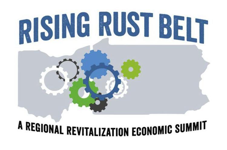 Rising Rust Belt logo