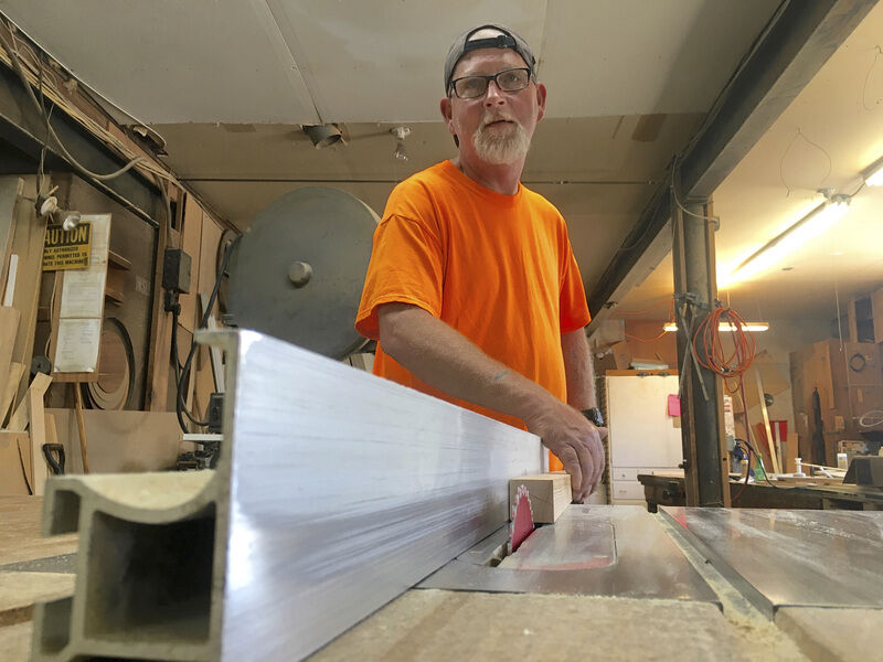 Soaring lumber prices causing construction pain