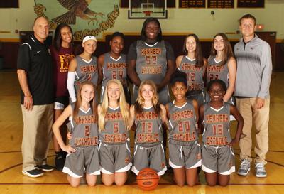 KC girls basketball