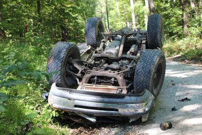 Pickup Truck Accident