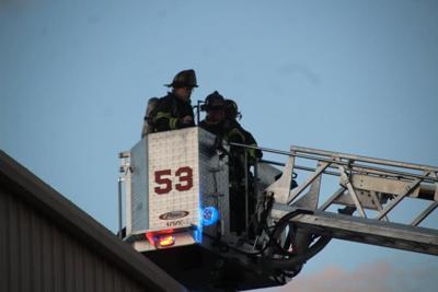 Lane Enterprises Fire