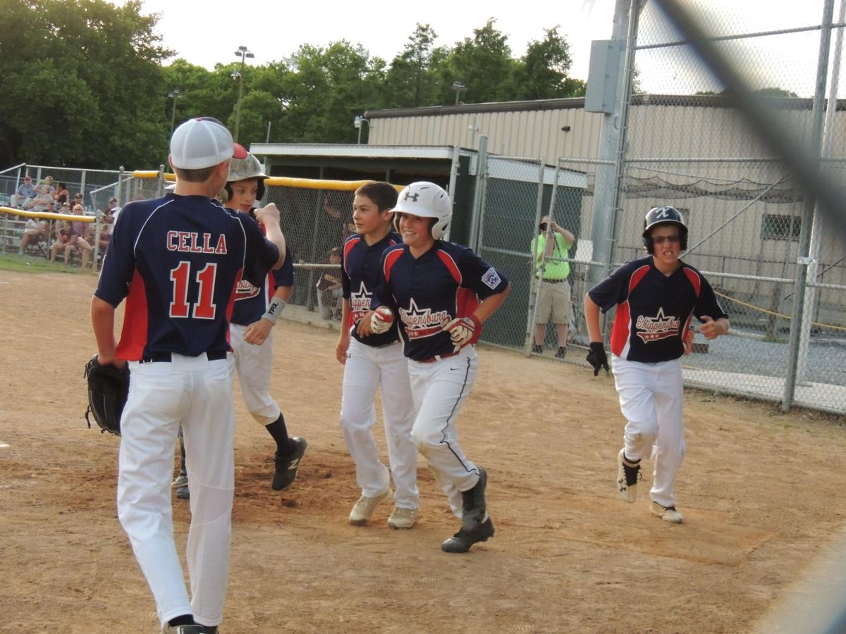 Shippensburg Major All-Stars outslug Newville, 9-5 | Local