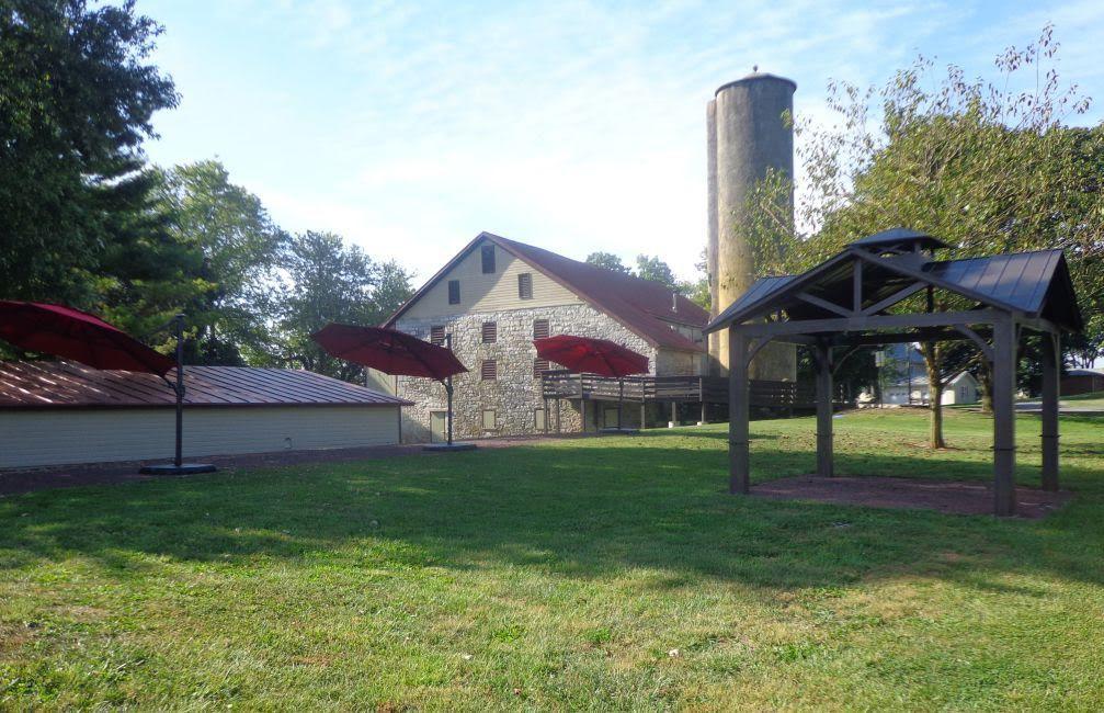 Three Gables Barn