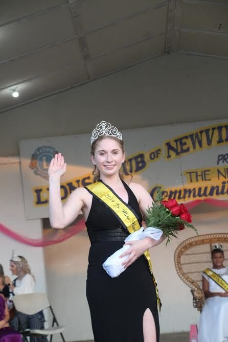 Newville Lions Club Fair Royalty