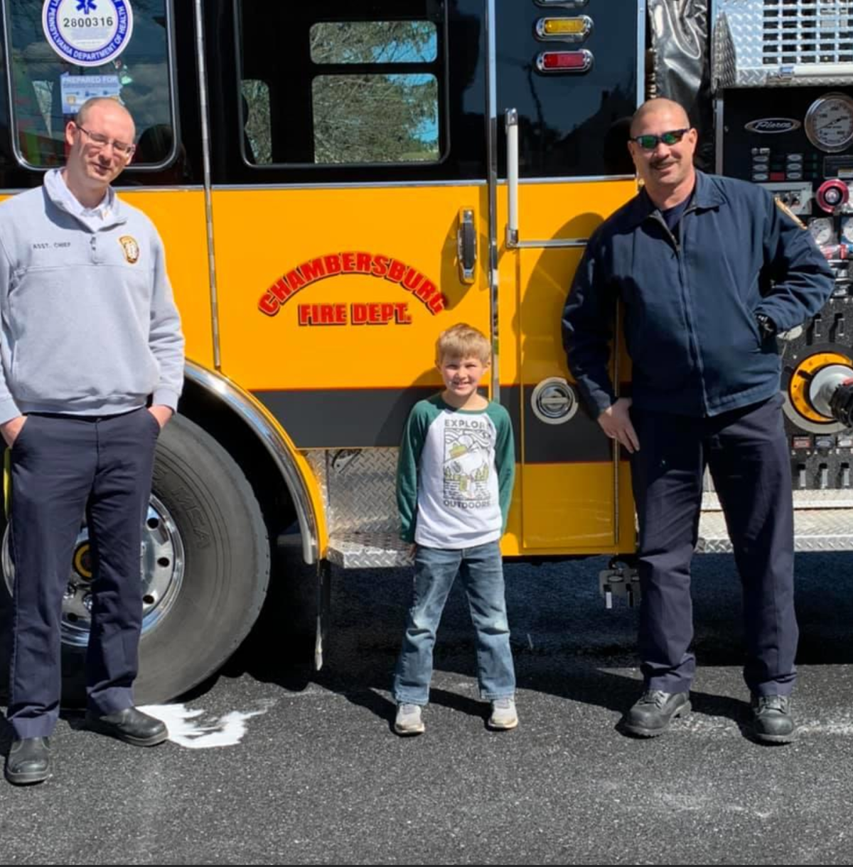 Chambersburg Fire Department