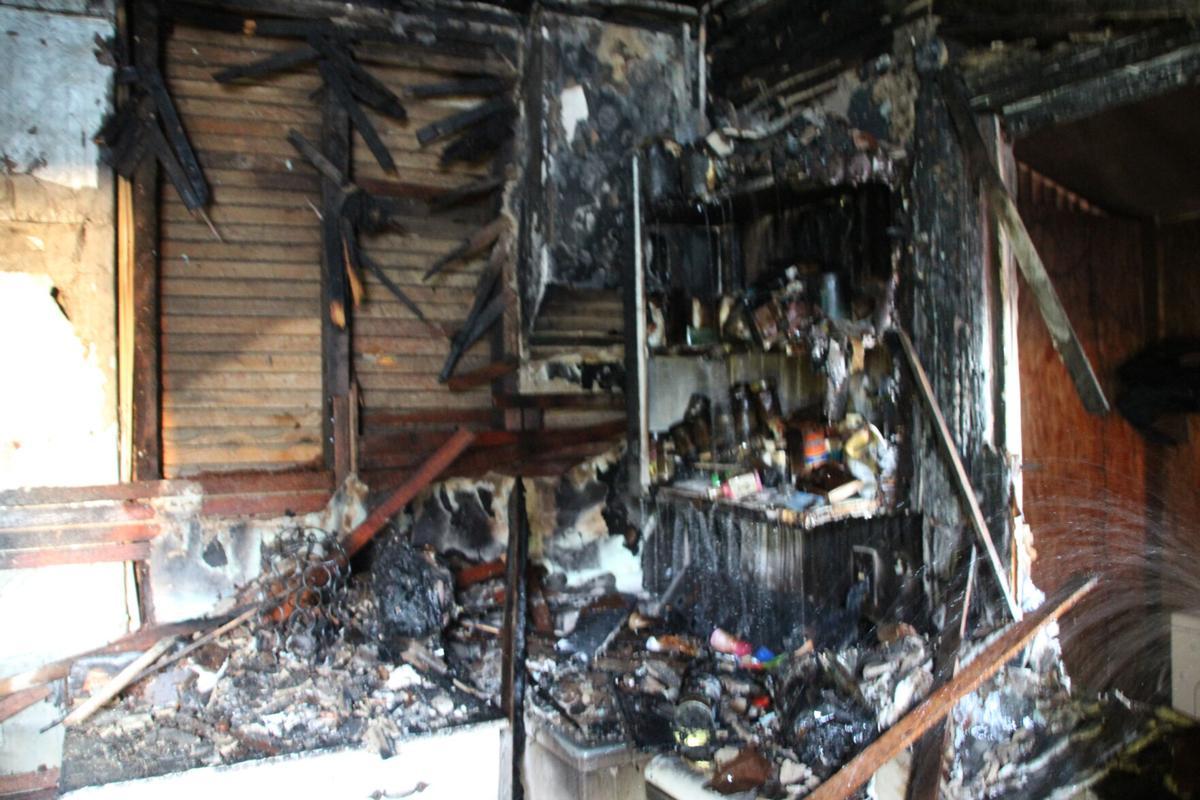 Chambersburg House Fire