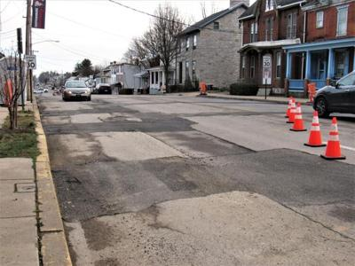 King Street Paving Project