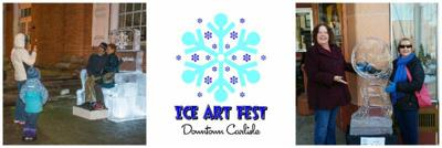 UPMC Pinnacle Ice Art Fest continues to grow in downtown Carlisle