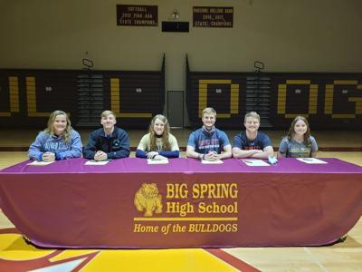 BSHS Signing Day