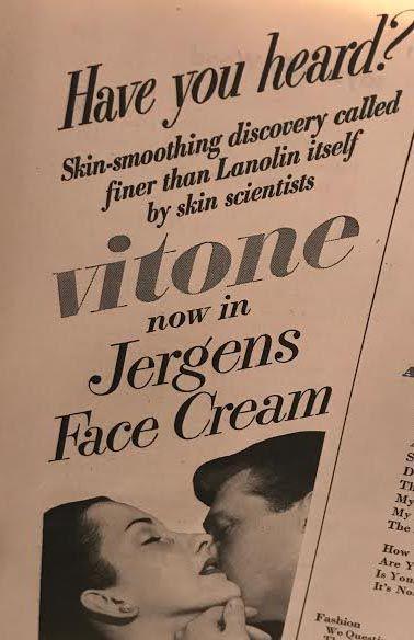 Jergens Face Cream