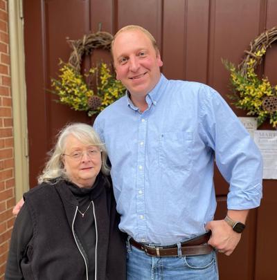 Janet Sailhamer & John Dyson