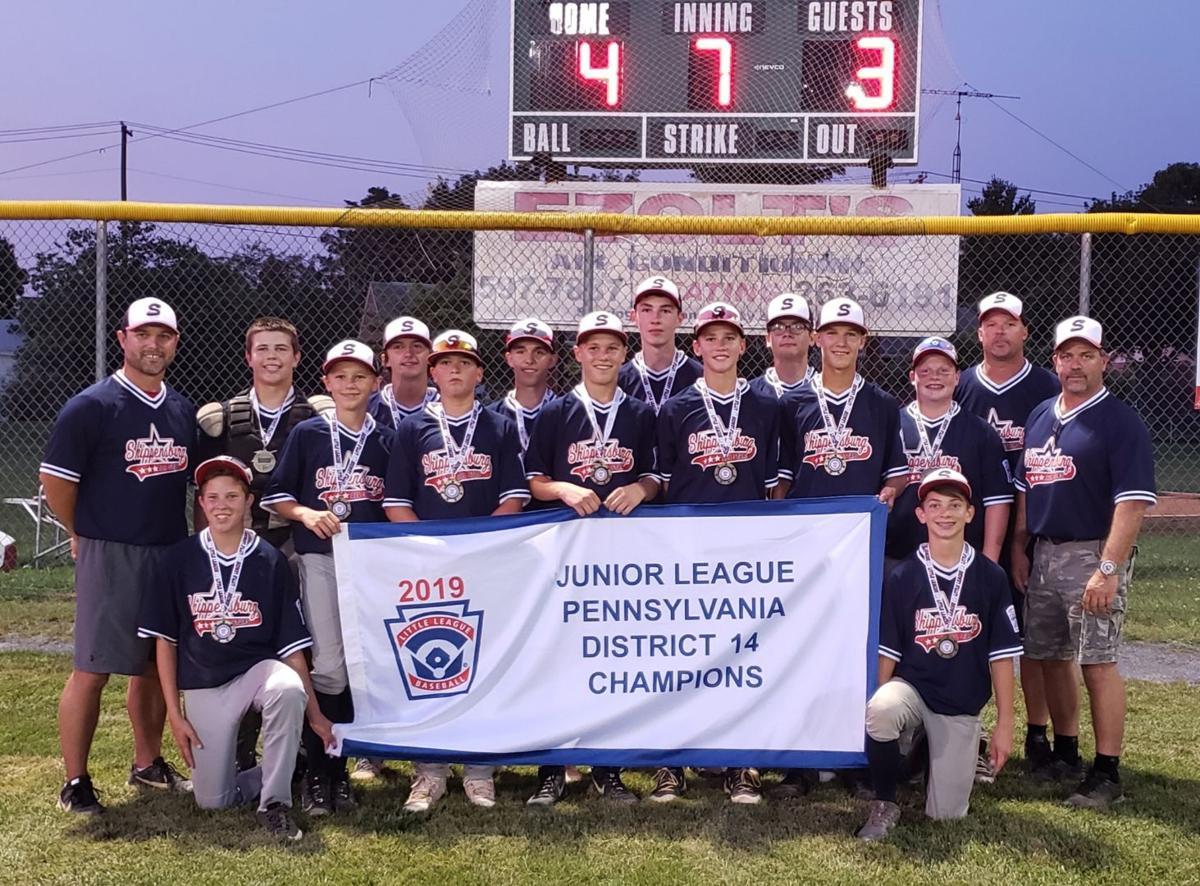 Shippensburg Junior league All-Stars