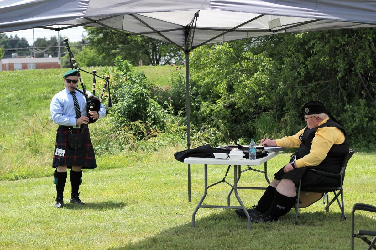 Battle of the Bagpipes