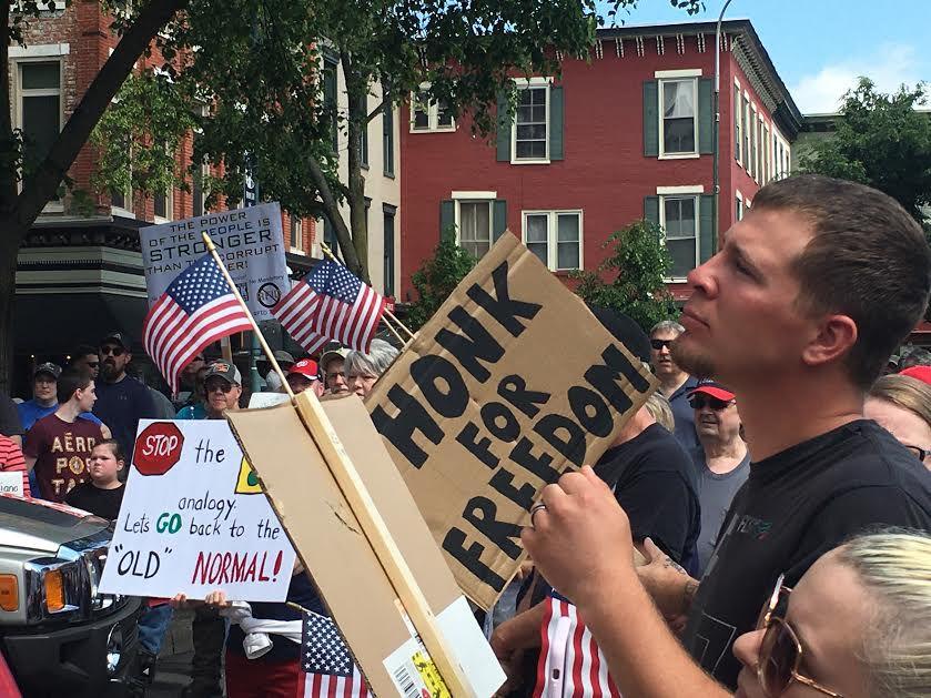 Franklin County Rally
