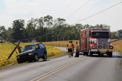 Guilford Township Crash