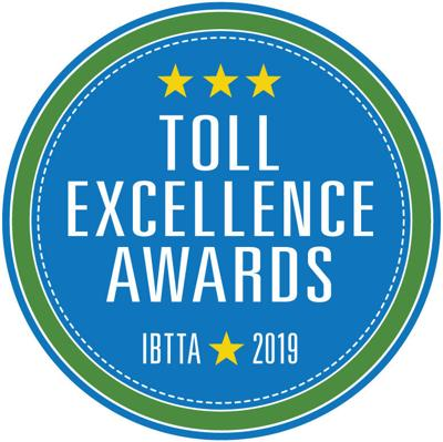 2019 Toll Excellence Award
