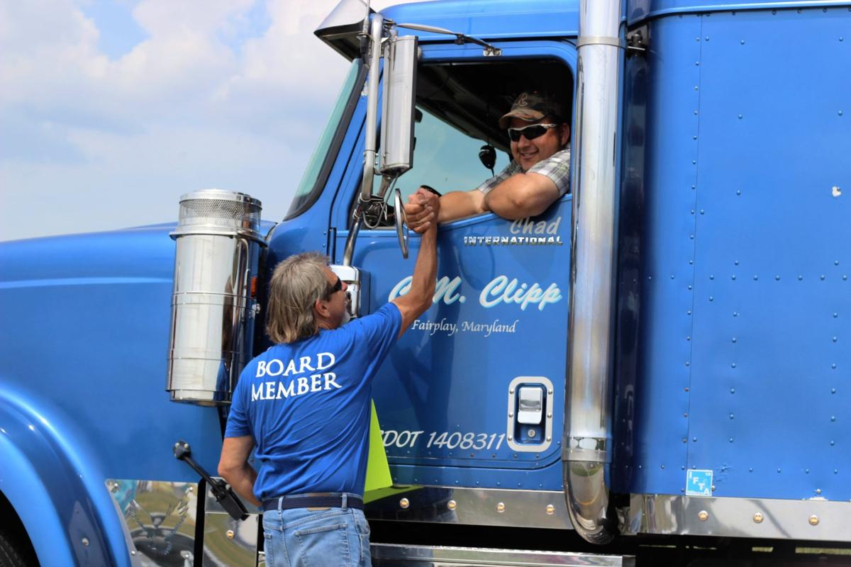 Franklin County Truck Convoy and Show