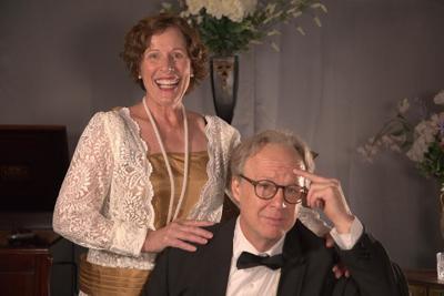 Patricia Linhart and Bob Walton