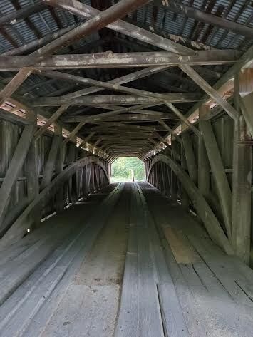 Ramp Covered Bridge