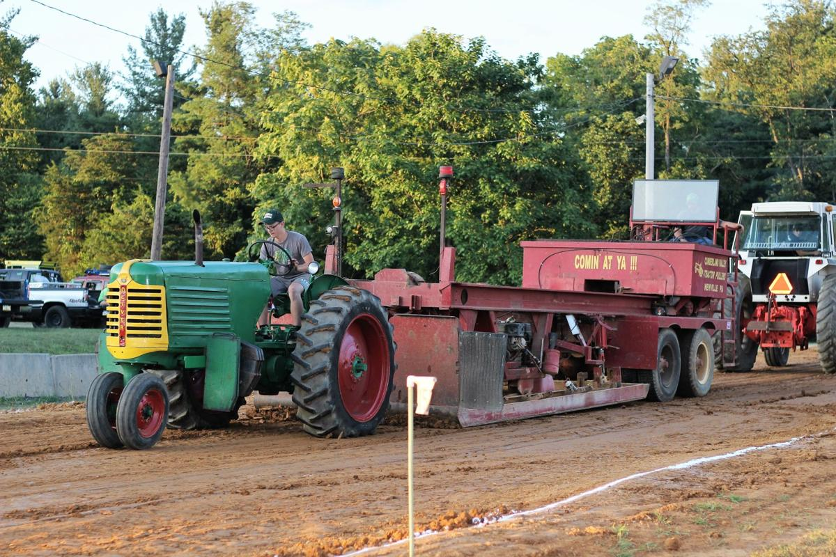 Pullers show their skills at Ag Expo Saturday | Vts News
