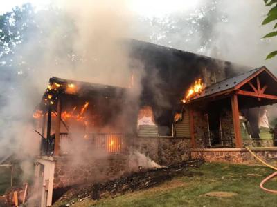 Lurgan Township House Fire
