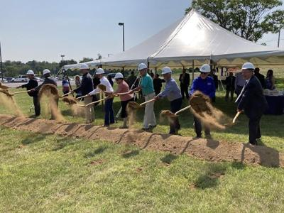Patriot Federal Credit Union Ground-breaking