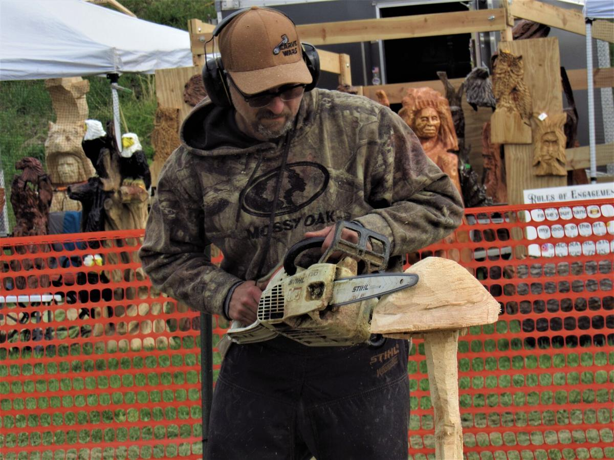 Central PA Chainsaw Carvers Festival
