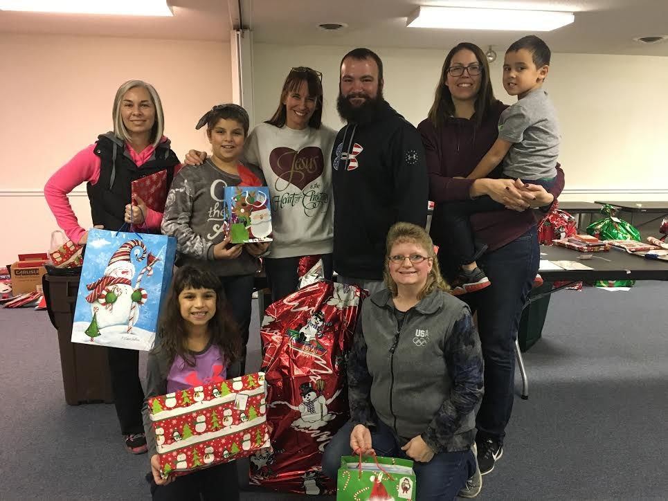 The Christmas Project.Family Sponsors Needed For The Christmas Project Local