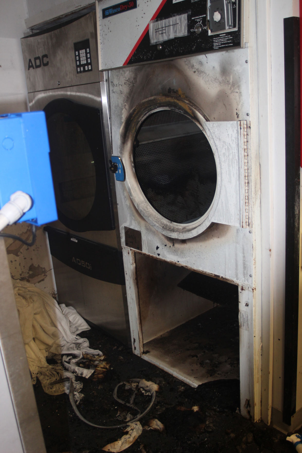 A dryer fire caused water and smoke damage to the first floor of Best  Western on Walnut Bottom Road Friday night. All guests and residents were  evacuated, ...